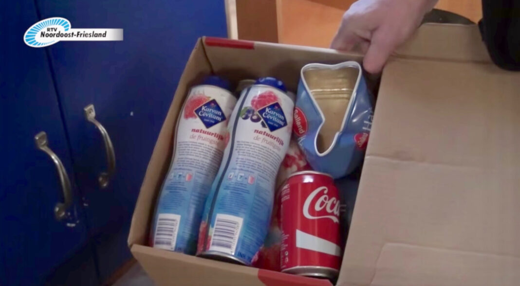 Gemeente Kollumerland North East Fryslân WasteCoins circualire economie milieustraat Modulo Milieustraten Care4Circulair
