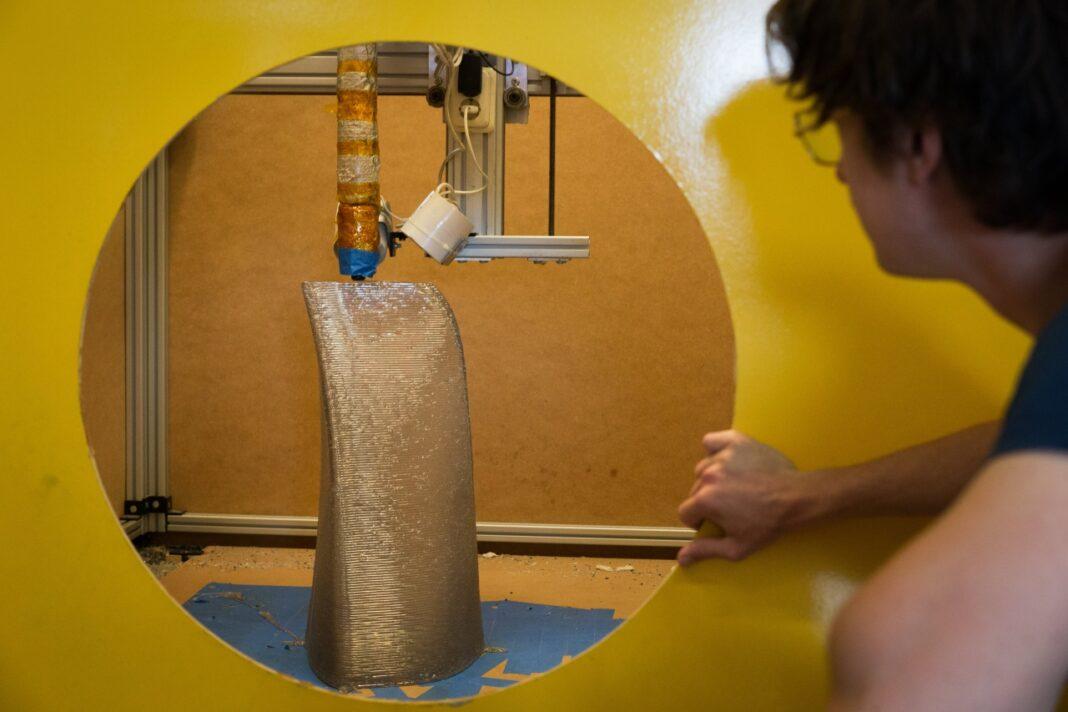 vanPlestik 3D-printen gerecycled plastic Care4Circulair Modulo Milieustraten