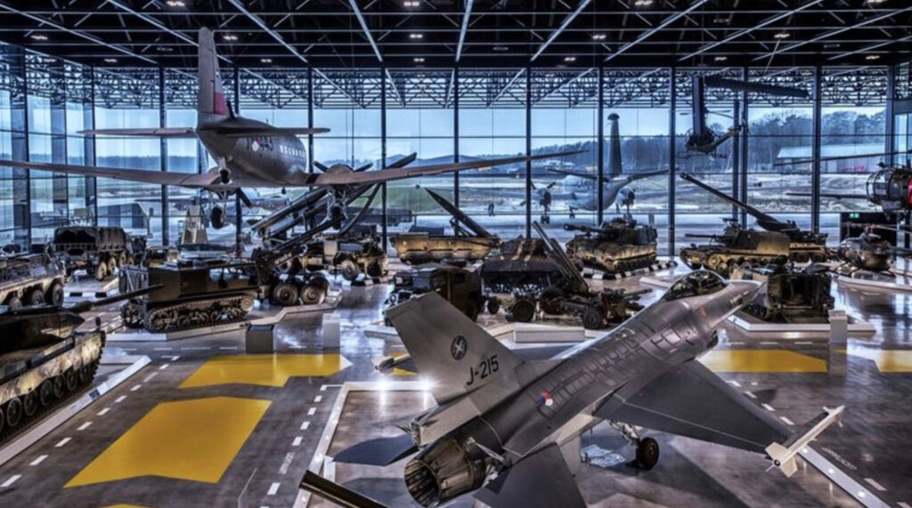 Nationaal Militair Museum Soesterberg RDD Dagen Modulo Milieustraten Care4Circulair-