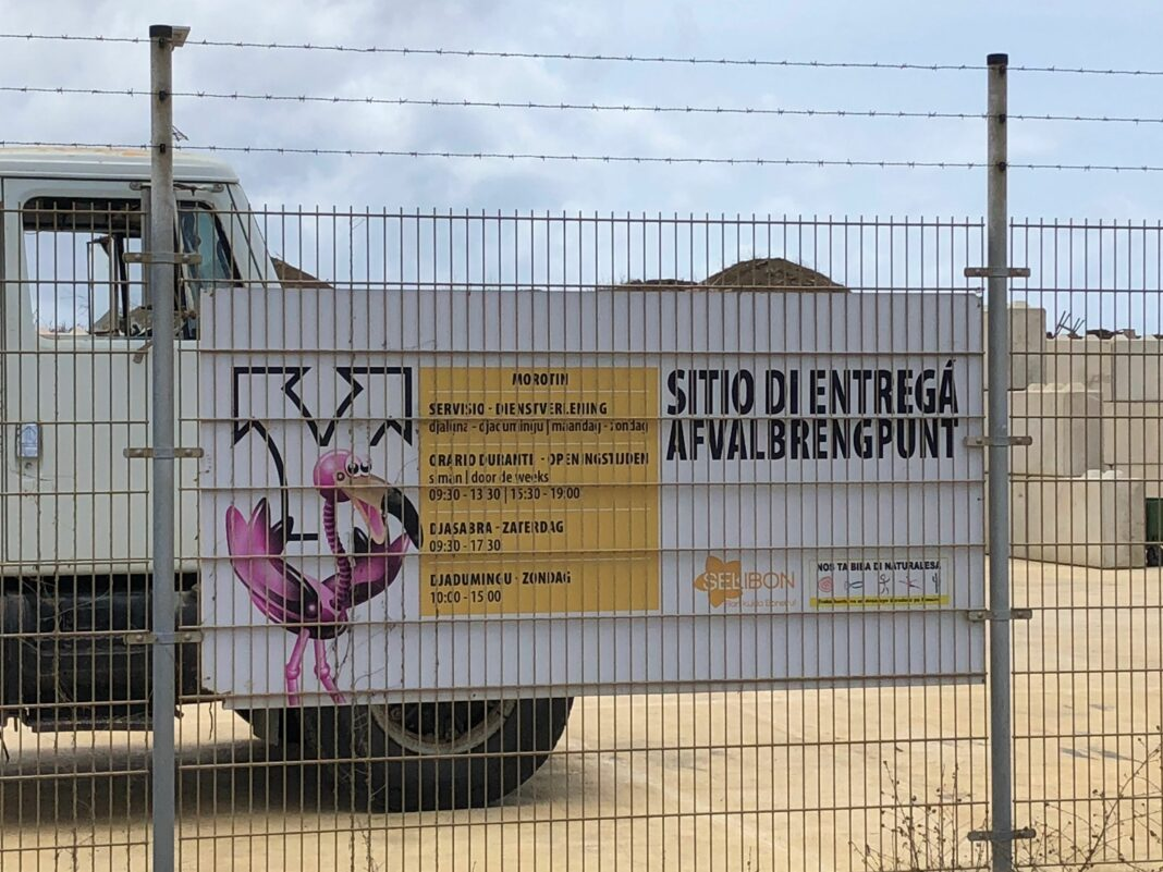 Bonaire advies milieustraat Modulo Milieustraten Care4Circulair