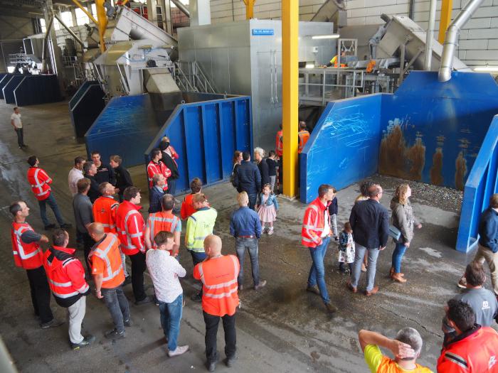 Van Werven kunststof recyclelijn Biddinghuizen recyclen hergebruik circulaire economie care4circulair Modulo Milieustraten